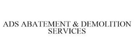 ADS ABATEMENT & DEMOLITION SERVICES