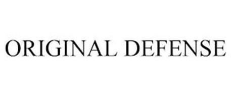 ORIGINAL DEFENSE