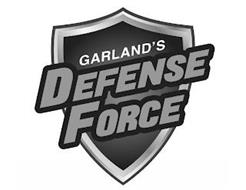 GARLAND'S DEFENSE FORCE