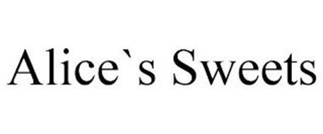ALICE`S SWEETS
