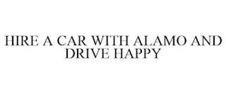 HIRE A CAR WITH ALAMO AND DRIVE HAPPY