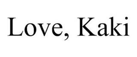 LOVE, KAKI