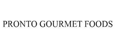 PRONTO GOURMET FOODS
