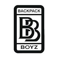 BACKPACK BOYZ BB