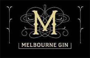 M MELBOURNE GIN