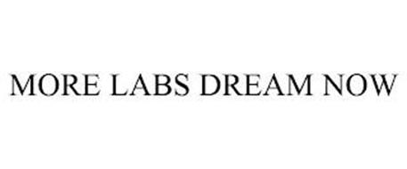MORE LABS DREAM NOW