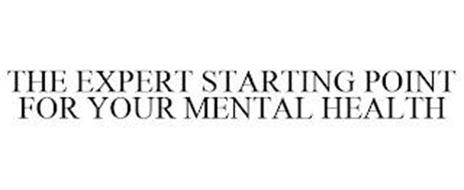 THE EXPERT STARTING POINT FOR YOUR MENTAL HEALTH