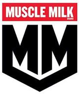MUSCLE MILK BRAND MM