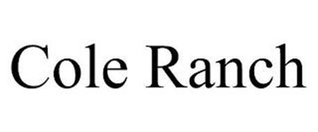 COLE RANCH