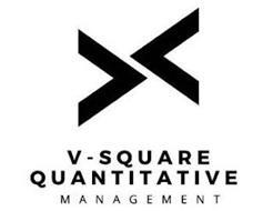 VV V-SQUARE QUANTITATIVE MANAGMENT