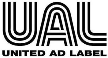 UAL UNITED AD LABEL