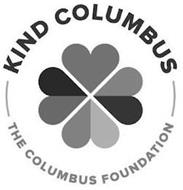 KIND COLUMBUS THE COLUMBUS FOUNDATION