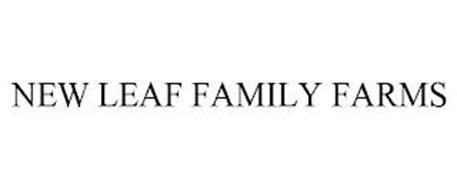 NEW LEAF FAMILY FARMS