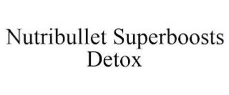 NUTRIBULLET SUPERBOOSTS DETOX