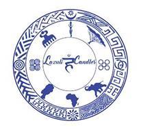 LAZULI CANDLES