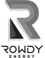 R ROWDY ENERGY