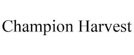 CHAMPION HARVEST
