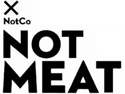 X NOTCO NOT MEAT