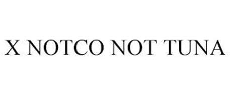 X NOTCO NOT TUNA