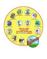 THE KINDEEZ LEARNING TO BE KIND ONE ACT AT A TIME JOIN ALL THESE CHARACTERS FOR MORE ADVENTURES IN THE KINDEEZ SERIES! ROSIE PETE DEEGAN THE DRAGON ROMAN THE ROBOT UKU THE UNICORN SANDY THE SEA CREATURE AILA THE ALIEN GUS THE GRIFFIN TOBI THE T-REX TRINA THE TROLL MANNY THE MONSTER BONNIE THE BIG FOOT