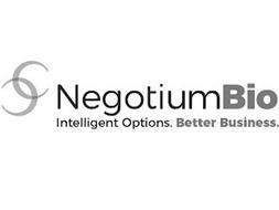 NEGOTIUMBIO INTELLIGENT OPTIONS. BETTER BUSINESS.