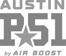 AUSTIN P51 BY AIR BOOST