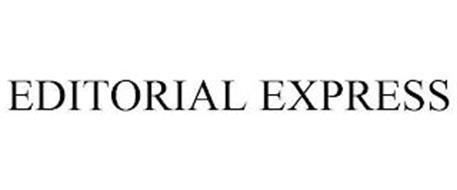 EDITORIAL EXPRESS