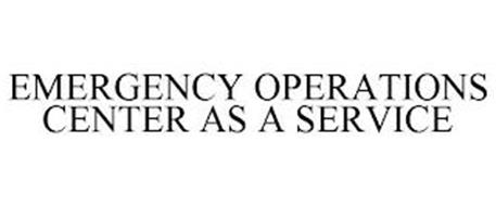 EMERGENCY OPERATIONS CENTER AS A SERVICE