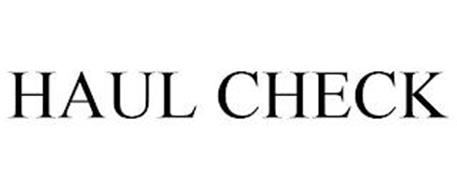 HAUL CHECK