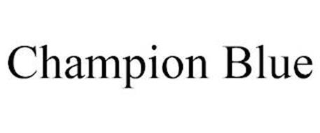 CHAMPION BLUE