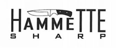 HAMMETTE SHARP