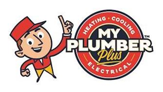 MY PLUMBER PLUS HEATING COOLING ELECTRICAL