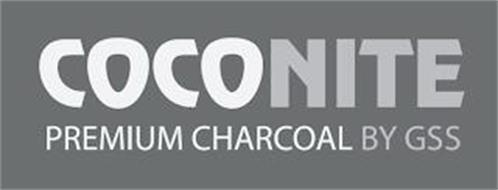 COCONITE PREMIUM CHARCOAL BY GSS