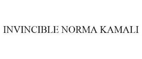 INVINCIBLE NORMA KAMALI