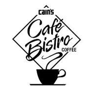 CAIN'S CAFÉ BISTRO COFFEE