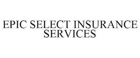 EPIC SELECT INSURANCE SERVICES