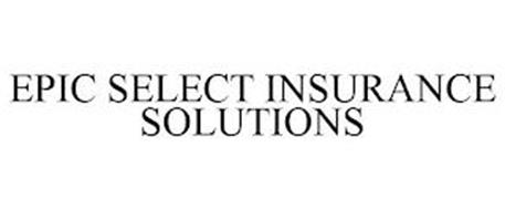 EPIC SELECT INSURANCE SOLUTIONS