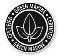 CERTIFIED GREEN MARINE CERTIFIED GREEN MARINE