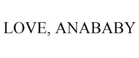 LOVE, ANABABY