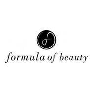 F FORMULA OF BEAUTY