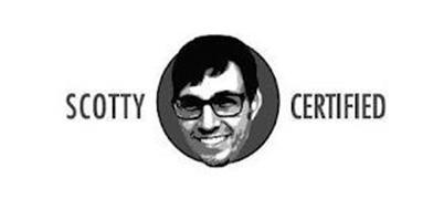 SCOTTY CERTIFIED