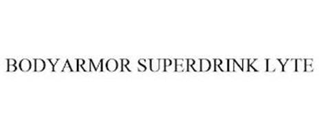 BODYARMOR SUPERDRINK LYTE