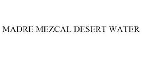 MADRE MEZCAL DESERT WATER