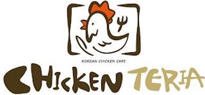 KOREAN CHICKEN CAFE CHICKEN TERIA