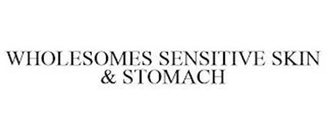 WHOLESOMES SENSITIVE SKIN & STOMACH