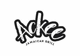 ACKEE JAMAICAN GRILL