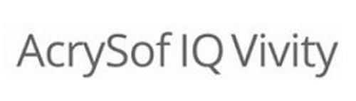 ACRYSOF IQ VIVITY