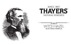 SINCE 1847 THAYERS NATURAL REMEDIES WITCH HAZEL ALOE VERA FORMULA