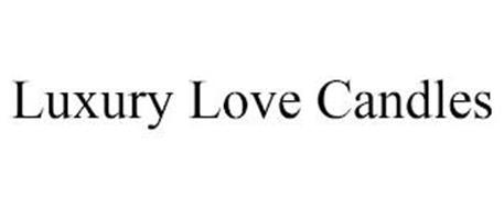 LUXURY LOVE CANDLES