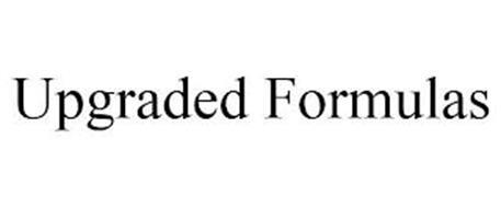 UPGRADED FORMULAS